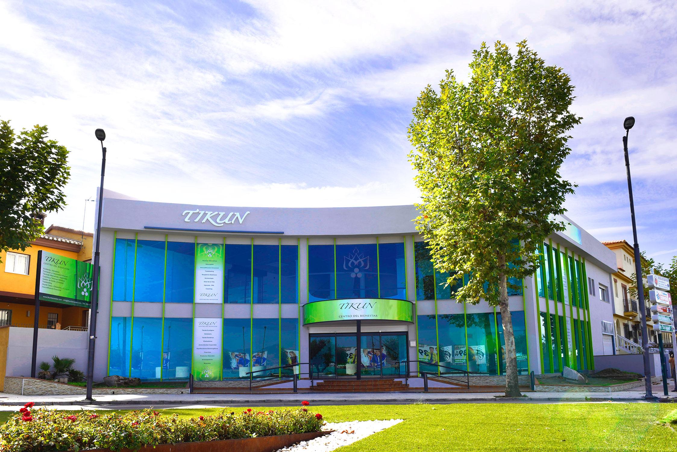 Tikun, Centro del Bienestar