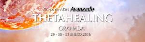 Curso ADN Avanzado Thetahealing tikun centro bienestar granada