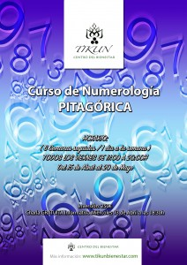 curso de numerologia pitagorica tikun centro del bienestar cullar vega granada andalucia españa