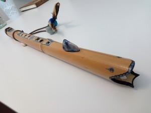 curso de artesano en flauta nativa americana tikun centro del bienestar creatividad arte manualidades cullar vega granada andalucia españa
