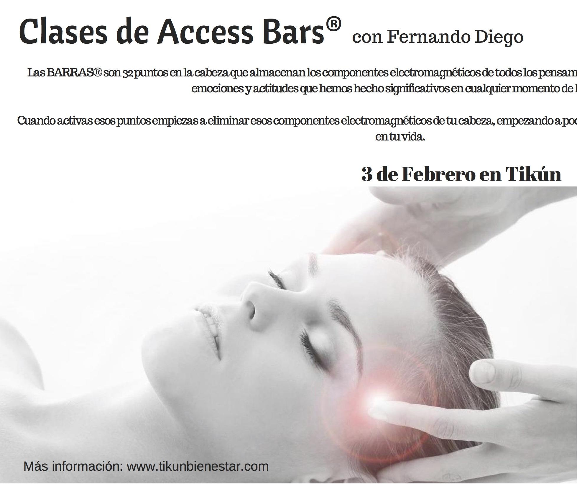 clases de Access Bars