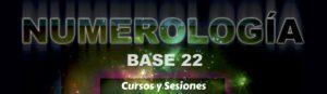 Numerología en base 22