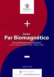 CURSO PAR BIOMAGNETICO TIKUN CENTRO DEL BIENESTAR SANACION CULLAR VEGA GRANADA ANDALUCIA ESPAÑA