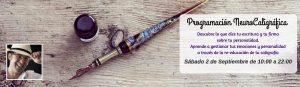 programacion neuro caligrafica desarrollo personal espiritual inteligencia emocional tikun centro del bienestar cullar vega granada andalucia españa