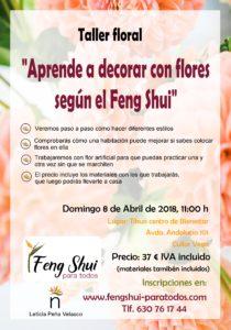 Curso Aprende a decorar con Flores según Feng Shui tikun centro del bienestar
