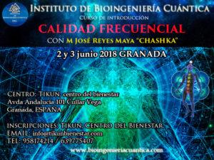 CC frecuencial M Jose Reyes 2 y 3 junio 2018 granada