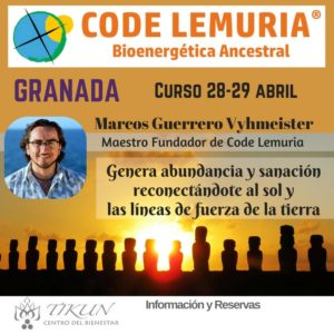Curso Granada Code Lemuria